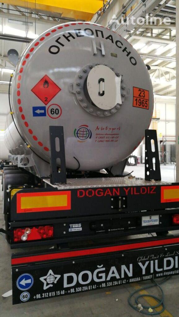 новая газовая цистерна DOĞAN YILDIZ DY3