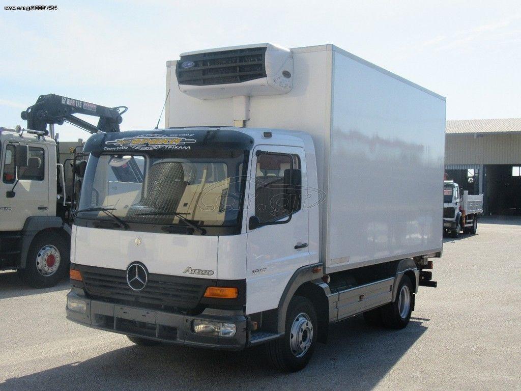 грузовик рефрижератор MERCEDES-BENZ 1018 ATEGO '01