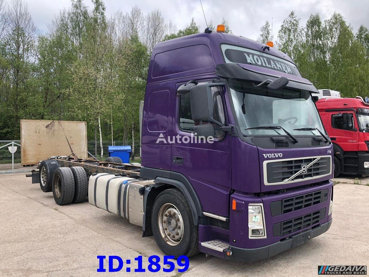 грузовик шасси VOLVO FM 450 6x2 Euro5
