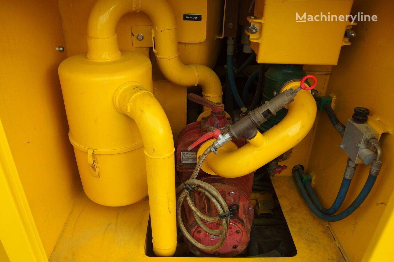 RENAULT - Mascott 130 COMBI SEWER CLEANER High pressure 1500L