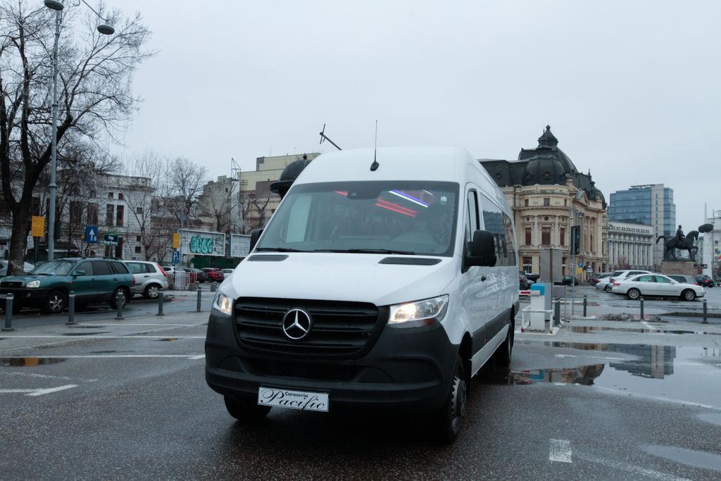 новый пассажирский микроавтобус MERCEDES-BENZ IDILIS 516 19+1+1 *COC* Ready for delivery