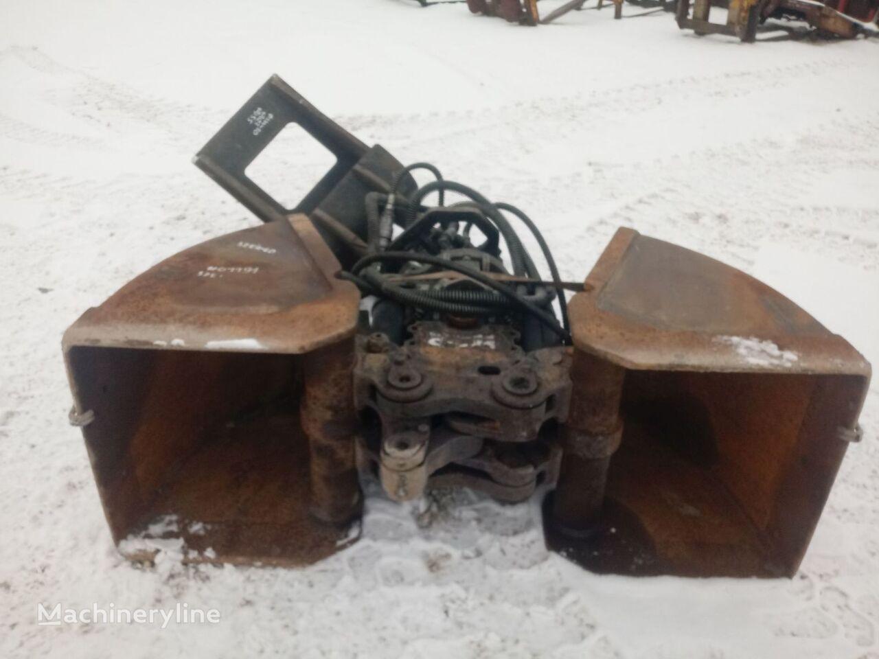 грейфер KINSHOFER  bucket hydraulic C18VE-60 60 23 50 Grasper