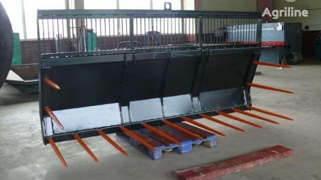 новый вилы для рулонов HNH Engineering Siluso šakė