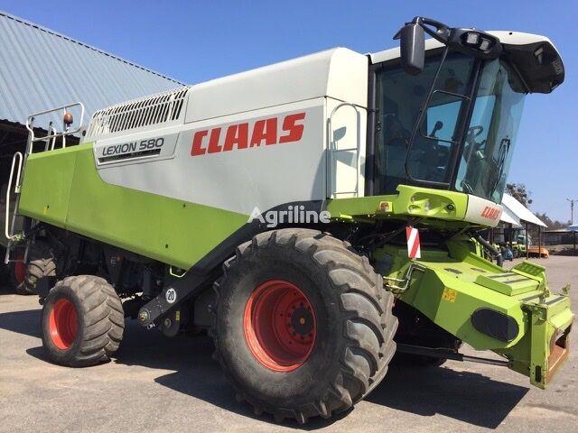 комбайн CLAAS Lexion 580 з Німеччини