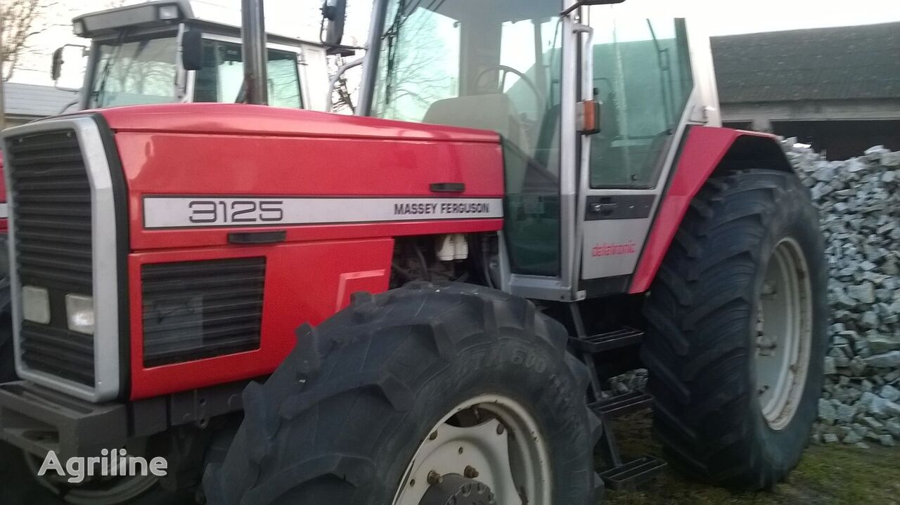 трактор колесный MASSEY FERGUSON 3125