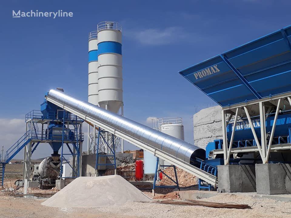 новый бетонный завод PROMAX STATIONARY Concrete Batching Plant S100 TWN(100m³/h)