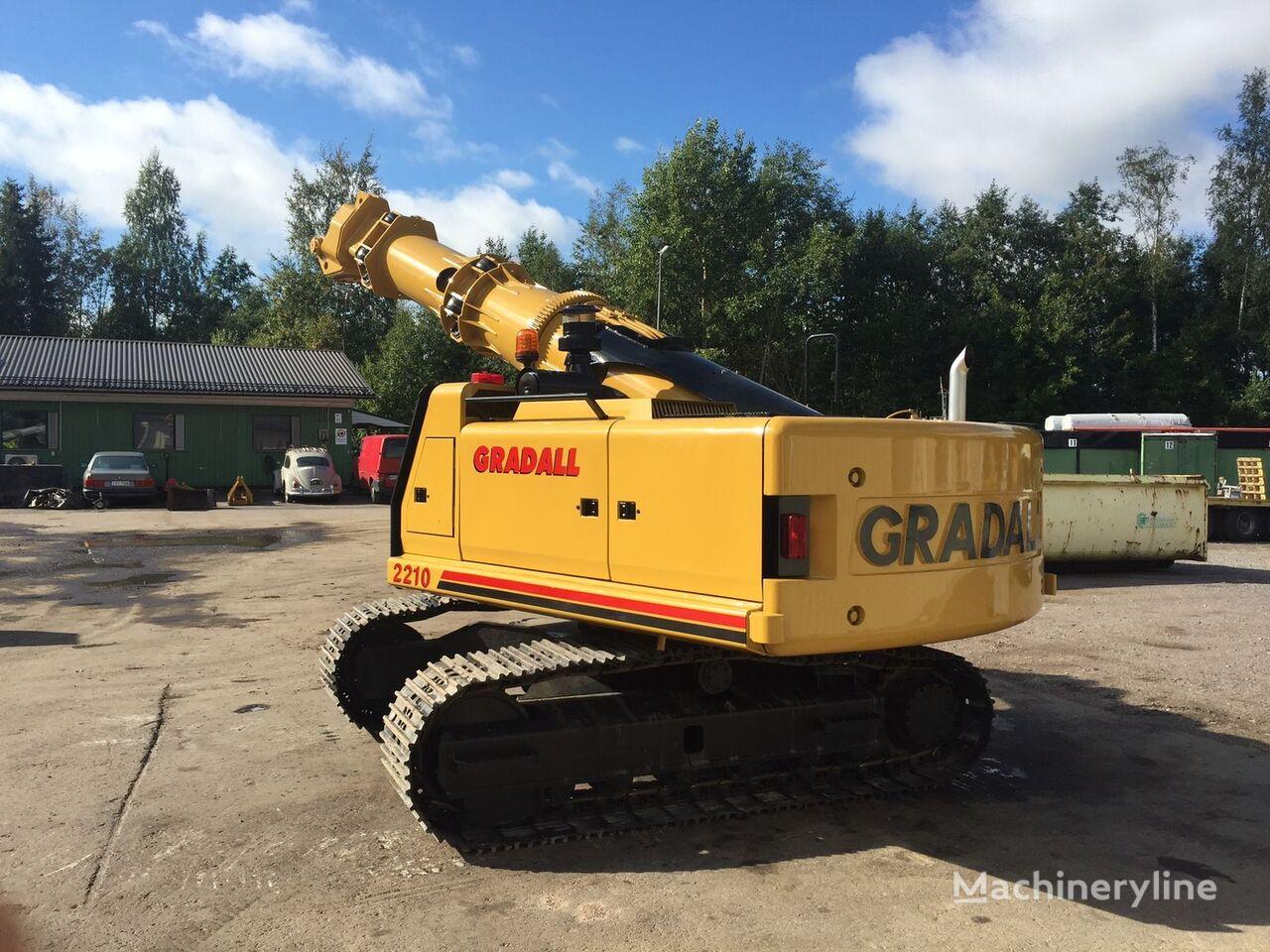 GRADALL - XL2210