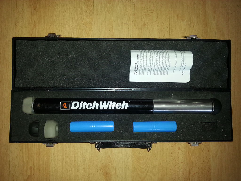 установка горизонтального бурения DITCH-WITCH Subsite 86B 86BH 86BGH 88B 850BH beacon sender and other