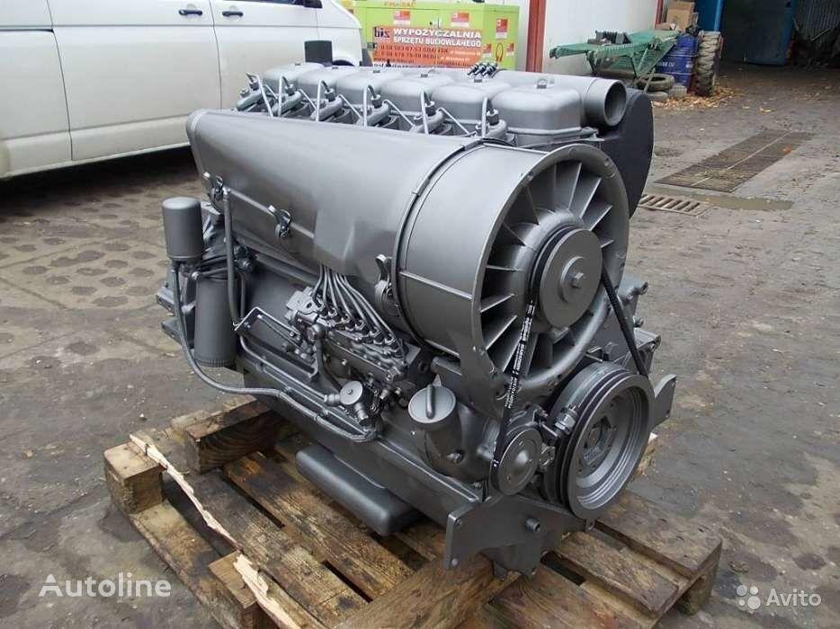 двигатель DEUTZ BF6L912T для другой спецтехники