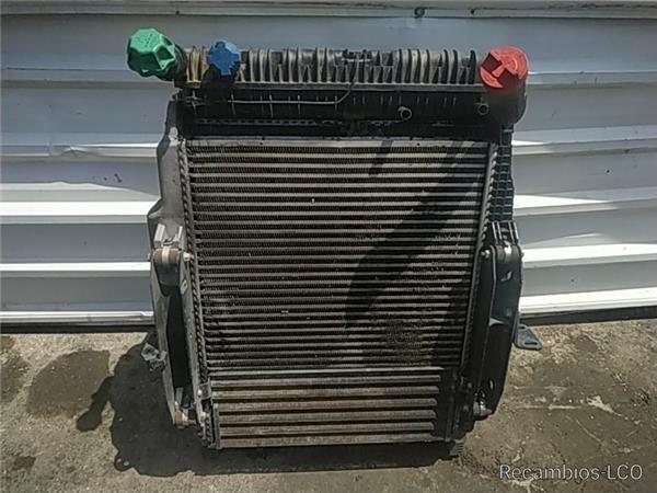 интеркулер для грузовика MERCEDES-BENZ ATEGO 2528 L