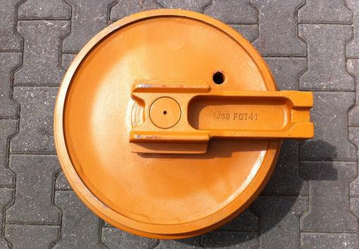 новое направляющее колесо для экскаватора CATERPILLAR D6C(D) (Without key), D6D(S) (Without key), D6D(D) (Without key)