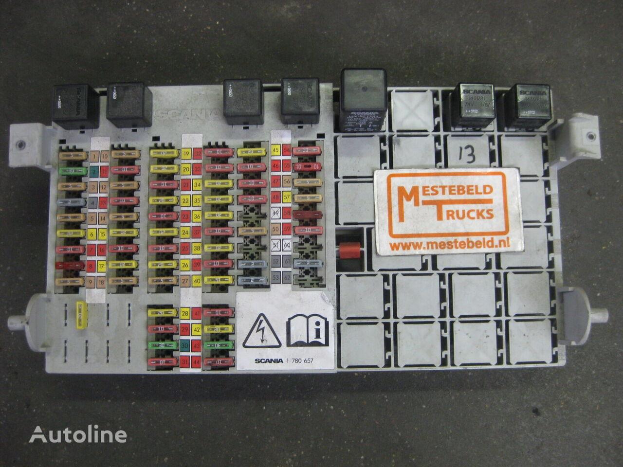 предохранительная коробка SCANIA для грузовика SCANIA